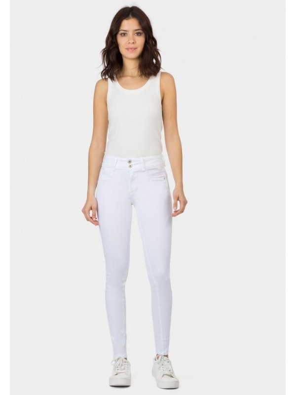 Jeans One Size Double-up Skinny Tiro...