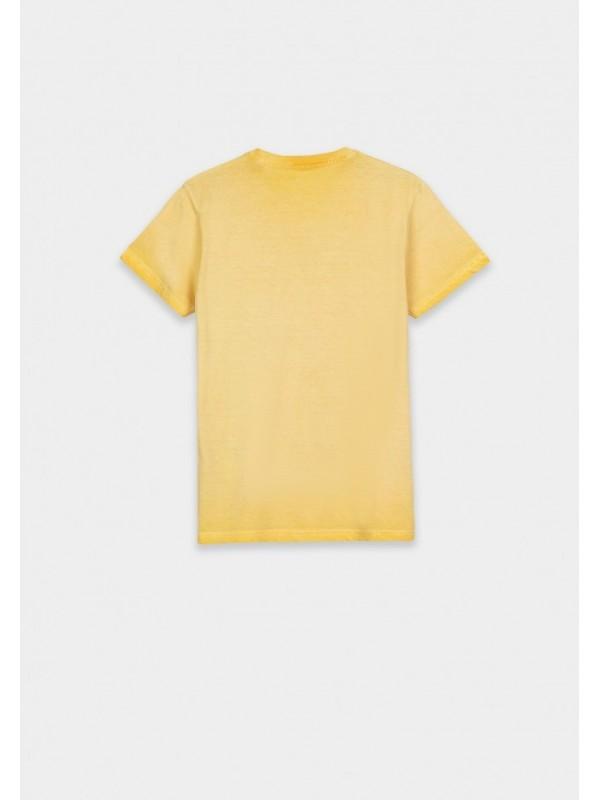 Camiseta Tarifa amarillo